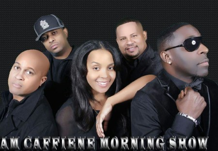AM Caffeine Morning Show