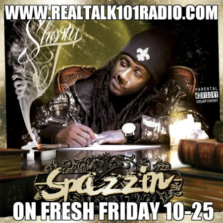Shorty T Fresh Friday Interview
