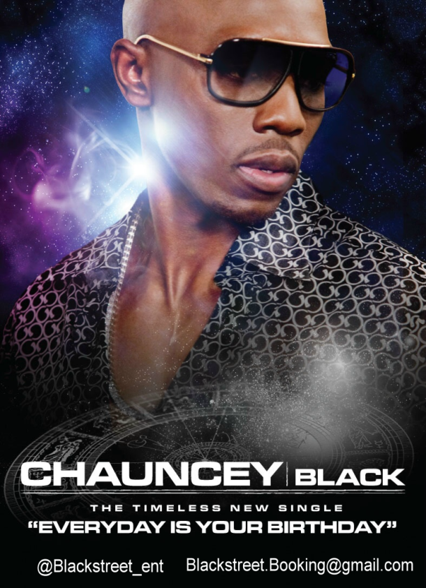 chauncey black single women Black chat rooms are an ideal place to find and date black single women and settle down with them chat rooms have become increasingly popular throughout the years.