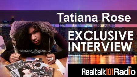 Tatiana Rose Custom Thumbnail Realtalk 101 Radio